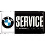 Tin_Sign_25x50_BMW_Service_NA27010